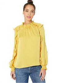 Long Sleeve Blouse at Zappos
