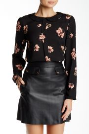 Long Sleeve Floral Daydream Blouse at Nordstrom Rack