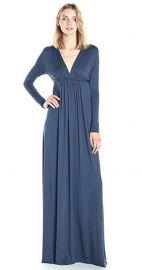 Long Sleeve Full Length Caftan at Amazon