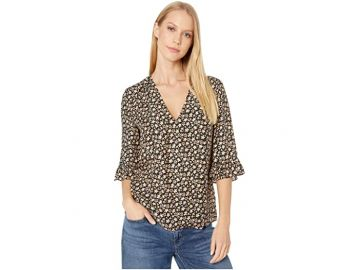 Long Sleeve Louisa Floral Top at Zappos