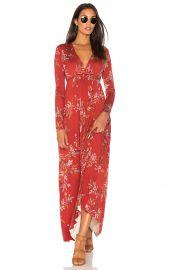 Long Sleeve Maxi Caftan dress by Rachel Pally at Revolve