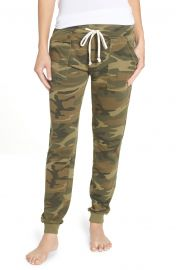 Long Weekend Camo Lounge Pants at Nordstrom