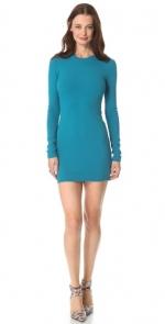 Long sleeve dress at Shopbop