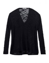 Long sleeve sweater by Helmut Lang at The Corner