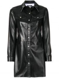 Longsleeved Shirt Dress  Calvin Klein 205W39NYC at Farfetch