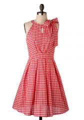 Lookout Cookout Dress at ModCloth