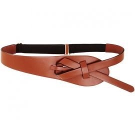 Looped Faux Leather Waist Belt at Bcbgmaxazria