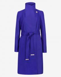 Lorili Long Coat at Ted Baker