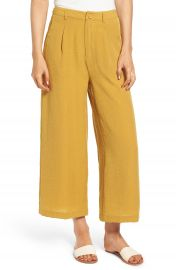 Lost   Wander High Waist Culottes at Nordstrom