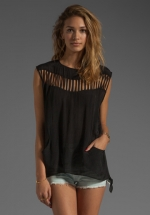Lost Ark Top by Blessed are the meek at Revolve