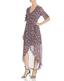 Lost and Wander Lovestoned Floral-Print Wrap Dress  Women - Bloomingdale s at Bloomingdales