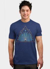 Lotus Tshirt at Design by Humans