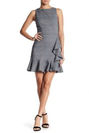 Love Ady Plaid Dress at Nordstrom Rack