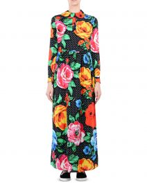 Love Moschino Long Dress at Yoox