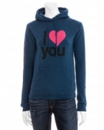 Love You hoodie pullover by Free City at Scoop
