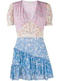 LoveShackFancy Bea mini dress at Farfetch