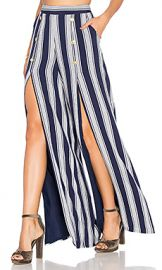 Lovers   Friends Farewell Pants in Stripe from Revolve com at Revolve