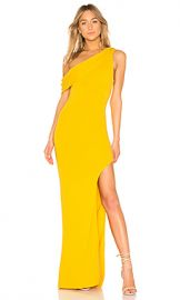 Lovers   Friends Marigold Gown in Marigold from Revolve com at Revolve
