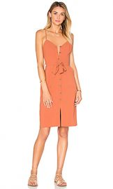 Lovers   Friends Marina Dress in Faded Rust at Revolve