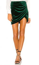 Lovers   Friends Paris Skirt in Emerald Green from Revolve com at Revolve