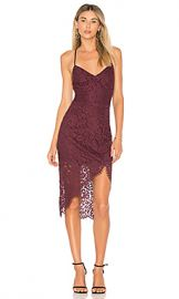 Lovers   Friends Skylight Dress in Merlot from Revolve com at Revolve