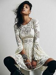 Lovers Folk Song Dress at Free People