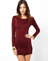 Lucca Couture  Lucca Couture Embellished Dress at Asos
