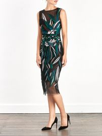 Lucerne Shift Dress by Moss & Spy  at Moss and Spy