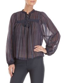 Lucky Brand Border Print Top at Century 21