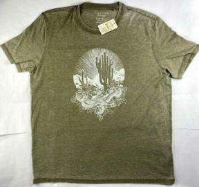 Lucky  Brand Mens Desert T-shirt at eBay