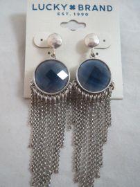 Lucky Brand  Fringe Earrings at eBay