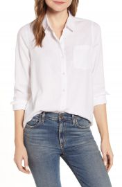 Lucky Brand Classic Woven Shirt   Nordstrom at Nordstrom