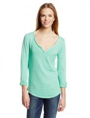 Lucky Brand Costa Mesa Top at Amazon