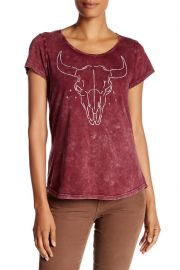 Lucky Brand Cowskull Tee at Nordstrom Rack