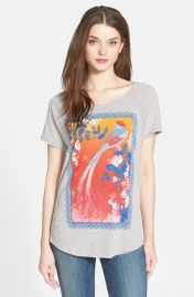Lucky Brand Framed Bird Graphic Tee at Nordstrom