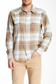 Lucky Brand Great Oak Classic Western Shirt at Nordstrom Rack