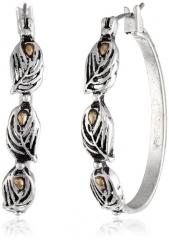 Lucky Brand Hoop Earrings at Amazon