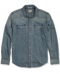 Lucky Brand Jeans Denim Shirt - Casual Button-Down Shirts - Men - Macys at Macys