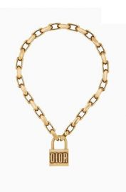 Lucky Locket Necklace by Dior at Dior