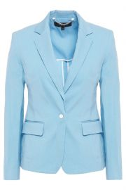 Lucy Linen-Blend Blazer by Rag  Bone at The Outnet