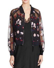 Lucy Paris Embroidered Bomber Jacket - 100  Bloomingdale  039 s Exclusive at Bloomingdales