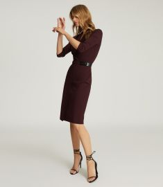 Luisa Dress by Reiss at Reiss