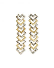 Lulu Frost Adore Statement Earrings at Neiman Marcus