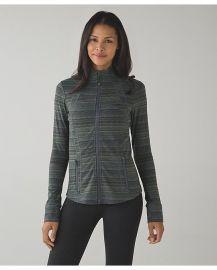 Lululemon Define Jacket in Space Dye Dark Slate at Lululemon
