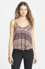 Lush A-Line Camisole at Nordstrom