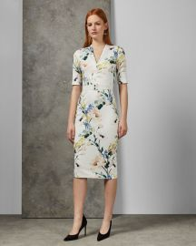 Lylli Dress at Ted Baker