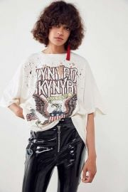 Lynyrd Skynyrd Oversized Tee by Urban Outifitters at Urban Outfitters