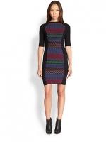 M Missoni Cube Knit Dress at Saks Fifth Avenue