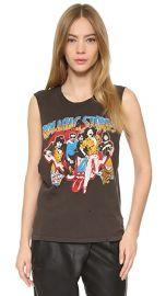 MADEWORN ROCK Rolling Stones UK Tank at Shopbop
