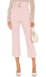 MAJORELLE Camden Pant in Blush Pink from Revolve com at Revolve